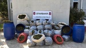 Diyarbakır Kocaköy'de uyuşturucu operasyonu