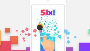 Telefonlarda yeni oyun fırtınası: Six!
