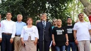 CHP Adana'dan Kılıçdaroğlu'na saldırıya tepki