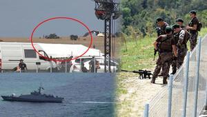 3. Köprü açılışında uçaksavarlı önlem