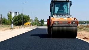 Konyaaltı Karamersin'e sıcak asfalt