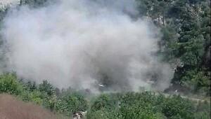 Suriye'den atılan havan mermisi Yayladağı'na düştü: 3 asker yaralı (2)- Yeniden