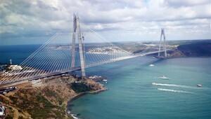 Son dakika haberi: Üçüncü köprü törenle açıldı