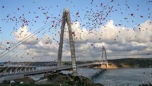 İstanbul'da tarihi gün... Uçaksavar, helikopter, gemiler koruyor...