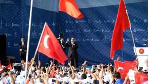 ek fotoğraf // Yavuz Sultan Selim Köprüsü açıldı
