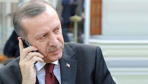 Cumhurbaşkanı Erdoğan'dan İtalyan mevkidaşına telefon