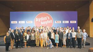 Aydın'da 'keşif' zamanı