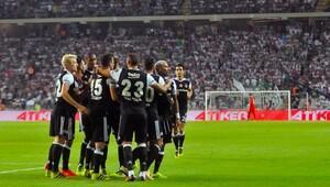 Atiker Konyaspor-Beşiktaş Ek Fotoğrafları