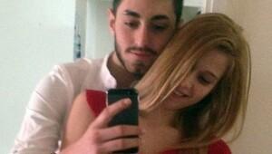 Kız arkadaşını saçından tutup ölüme sürükledi!