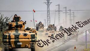 NY Times'tan skandal başlık