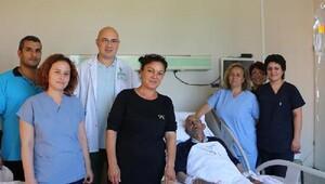 Laparoskopik yöntemle böbrek tümörü ameliyatı