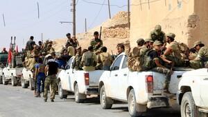 ÖSO 5 köyü daha IŞİD'den kurtardı