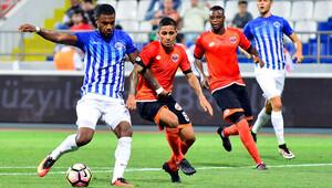 Kasımpaşa 1-1 Adanaspor / MAÇIN ÖZETİ