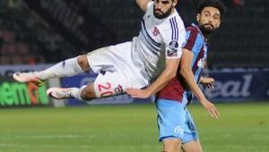 Gaziantepspor-Trabzonspor maçı fotoğrafları
