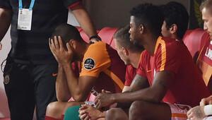 Galatasaray'da sakatlık şoku! Yeni transfer...