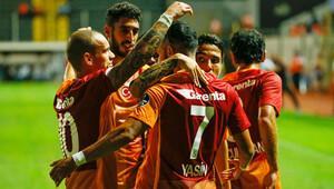 Galatasaray, Akhisar Belediyespor'u 3 golle geçti (Maç özeti)