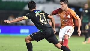 Galatasaray, Akhisar'da şov yaptı!