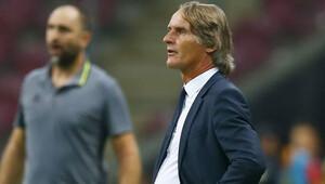 Riekerink: 'Sneijder, Tolga ve Selçuk...'