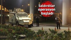 Son dakika haberi: PKK'lı teröristler havalimanına roketle saldırdı!