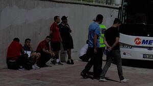 Trabzonspor'a otobüs şoku!