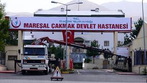 Mareşal Çakmak Hastanesinden 'Asker' gitti 'Devlet' geldi