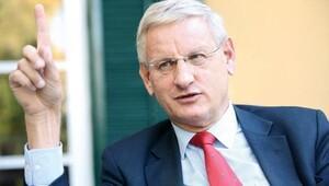 İsveç'in eski Dışişleri Bakanı Carl Bildt: AB empati kuramadı, bu hatadır