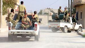 YPG'ye ağır darbe: Hedef Menbiç