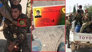 Son dakika haberi: Yakalanan YPG'li teröristin üzerinde dikkat çeken kimlik!