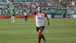 Diego Ribas Flamengo'da 2'de 2 yaptı!