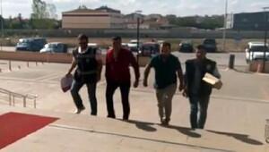 Cinayetten aranan şüpheliler eğlenmek için geldikleri Edirne'de yakalandı