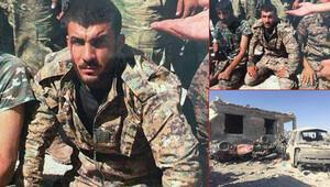 Cerablus'ta yakalanan YPG'linin babası konuştu