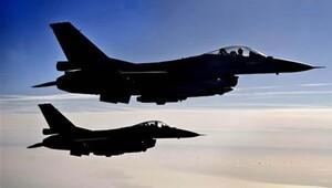 Şemdinli'de savaş uçakları PKK hedeflerini vuruyor