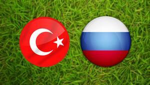 Milli maç için heyecan dorukta! - Türkiye Rusya maçı bu akşam hangi kanalda saat kaçta?