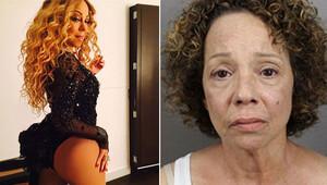 Mariah Carey'nin ablası fuhuş iddiasıyla tutuklandı, o selfie çekti