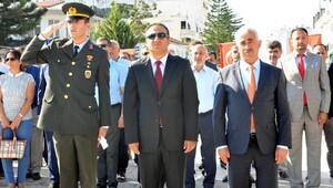 Antalya Demre'de 30 Ağustos Zafer Bayramı kutlandı
