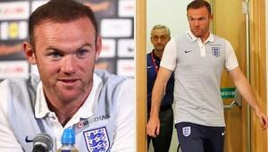 Wayne Rooney milli takımı bırakıyor!