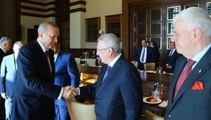Cumhurbaşkanı Erdoğan'dan F.Bahçeliler için flaş karar...