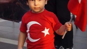 Marmaris'te 30 Ağustos Zafer Bayramı 'Zafer yürüyüşü' ile kutlandı