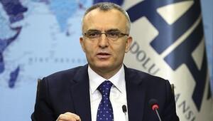 Maliye Bakanı'ndan 'Fed' açıklaması