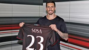 Jose Sosa'dan Beşiktaş taraftarına mesaj var
