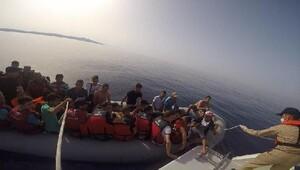 Göçmen kaçakçılarına operasyon, 9 kişi gözaltında