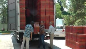 Uşak'ta kaçak sigara operasyonu
