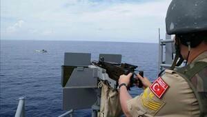 Akdeniz'de gerginlik... Rum araştıma gemisi uzaklaştırıldı