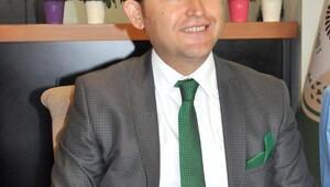 Atiker Konyaspor Genel Müdürü Ak:
