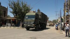 Kilis sınırında yoğun önlem (2)