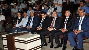 Gaziantep'te SGK borçlarının yeniden yapılandırılması düzenlemesi anlatıldı