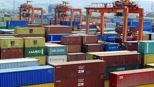 Dış ticaret açığı Ağustos'ta yüzde 4.7 azaldı