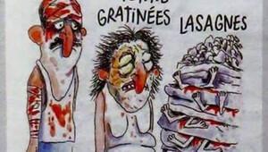 Charlie Hebdo İtalyanları kızdırdı