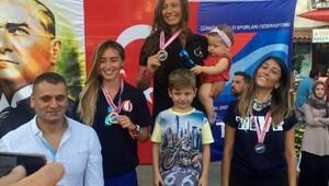 Serbest Dalış Outdoor Türkiye Şampiyonası sona erdi