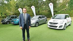 Suzuki, Doğan Grubu bünyesinde Türkiye'de 15 bin adetlik satışa koşuyor